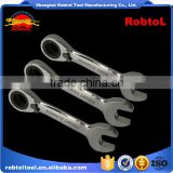 stubby ratchet wrench Gear Spanner Combination Torque Chrome Vanadium Auto Repair Two way
