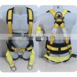 Good quality full body safety harness safety belt for workers/construction