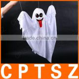Customized Scary Halloween Bar Decor Acoustic Electric Bats Hanging Ghost