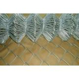 china Chain Link Wire Mesh Fencing , PVC Coated Chain Link fences ( ISO9001 Certificated )