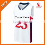 High quality youth basketball uniforms wholesale athletic basketball jersey custom made uniforms