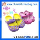 Wholesale eva cartoon kids shoes for boy and girl