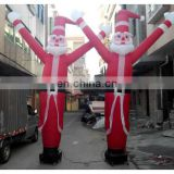 inflatable santa dancer