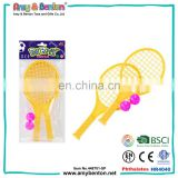 Promotional Kid Plastic Toys Baby Tennis Racket