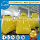 2017 paintball balls inflatable airsoft bunker China factory