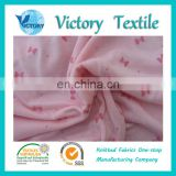 65%polyester 35%Viscose Single Jersey Sofa Flocking Fabrics Wholesale for Garment,T-shirts,etc