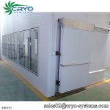 building designing price supermarket cool food meat pu modular chiller compressor cold storage room for potato