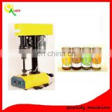 Semi automatic electric metal lug cap capping machine
