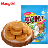 wholesale coconut flavored candy hard candy at low price