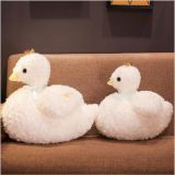 Crown Goose Plush Toy For Sale  / Children Pillow for Girls
