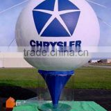 Giant inflatable golf ball Advertisement balloon for sports game