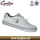 2014 fanshion canvas shoe ,white canvas shoes wholesale