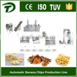 fried banana chips machine production line
