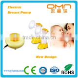 USB Breast Pump Cheap Price Electric Dual Mode Mother Milk Sucking Kinyo Silicone Lactating Baby Machine Non Manual Portable