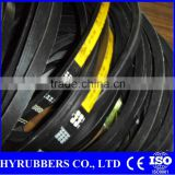 Factory supply Classical wrapped v belts ,high quality transmitting v belts