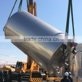 Customized and High quality milk cooling tank price Sanitary Equipment for industrial use ,small lot order available