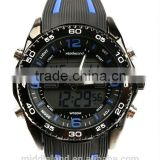LED Sports watch Men's Watch New Plastic watches