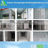 Thermal insulation high quality building materials waterproof foam brick panels