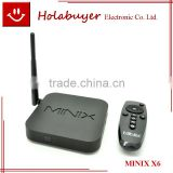 MINIX NEO X6 Quad Core XBMC blue satellite receiver media box with tv tuner                                                                                                         Supplier's Choice