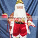 Hot Selling!!!The christmas gift Father Christmas take Bubble Hit Christmas Decoration Supplies