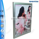 A2 aluminum led picture frame light up sign