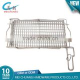 Stainless steel barbecue bbq grill wire mesh net/rack