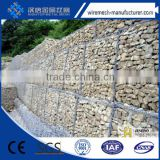 Alibaba China manufacture Galvanized River Bank Protect Gabion Basket/Gabion Box(Factory)