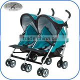 popular cheap double twin baby stroller 3018T