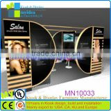 Manufacturer cheap stations mirror dresser barber shop furniture