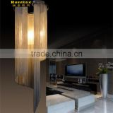 China Factory Power Outlet Hotel Amercian Antique aluminium Wall Lamps RT 004B