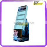floor display stand and pop up display stand cardboard display stand for wholesale mobile phone