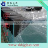 factory provide 3.3mm brosilicate clear tempered glass float sheet