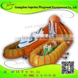 Superboy PVC Inflatable Indoor Playground Equipment 1-15U