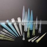 Disposable 1000ul Pipette Tips for Eppendorf Pipette Tips Blue Color
