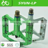 the best hot sale bicycle pedal in sanyun bike pedal factory custom bike pedal for your requirement anodised bike pdal