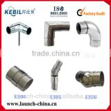 Inquiry About 316 steel round tube corner connectors for balcony baluster / railing post
