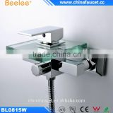 Beelee Bathroom Tap Basin Wall Mounted Faucet upc Mixer                                                                         Quality Choice