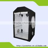 PVC free 600D Hydroponic Grow Tent for indoor uses 100 x 100 x 200 cm