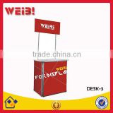 Exhibition Foldable Promotion Table Round Portable                                                                         Quality Choice