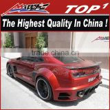 Chevrolet camaro-W body kit 2010-2015 Chevrolet camaro-W style body kits