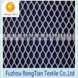 The warp knitting polyester super-large coarse mesh 0.6 mm mesh cloth fabric for mattress