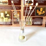 Aroma Reed Diffuser With Rattan Sticks For Home Decoration And Air Freshener