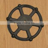 hand wheel water butterfly valve