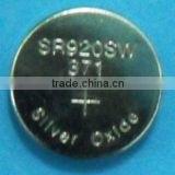 SR920SW 371 1.55V silver oxide coin cell SR920 watch battery