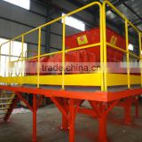 twin shaft scrap metal shredding machines/two shaft scrap metal shredding machines from SHENGHUALONG
