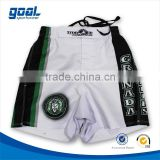 Polyester sublimated wholesale men's pictures boxer shorts