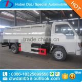 New Arrival Hot Sale 5000L 4*2 Chemical liquid tank truck sodium hydroxide tank truck for sale