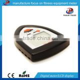 high quality! Chinese factory CE RoHS certification electronic speedometer for fitness equipment