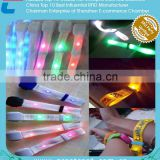 RFID Controlled Flashing LED Bracelet/Wristband