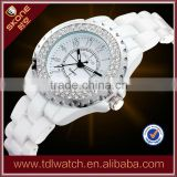 original Skone Brand Sapphire Ceramic Waterproof Watch